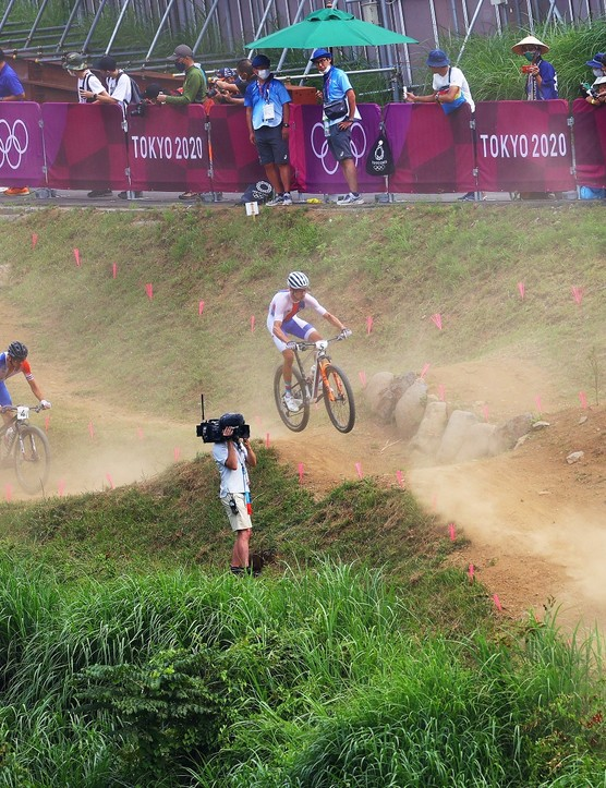 Men's Olympic XC race