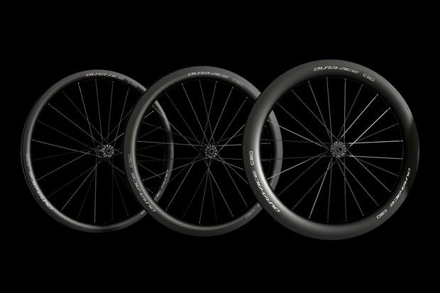 New Dura-Ace R9200 wheels