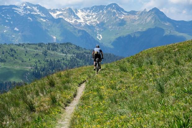 Bikepacking on The European Divide Trail