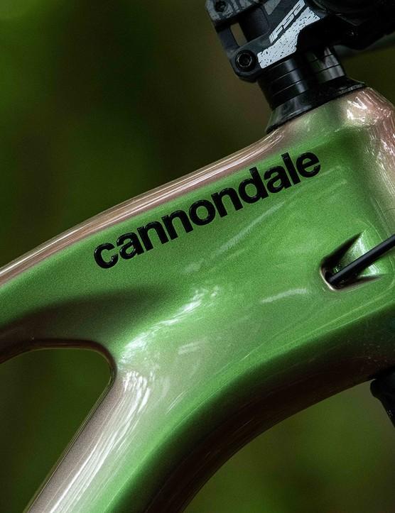 Cannondale Jekyll 1 full suspension mountain bike