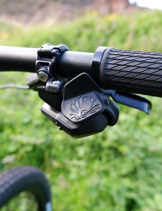 Canyon Lux Trail axs shifter
