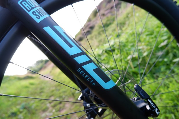 Canyon Lux Trail SID fork