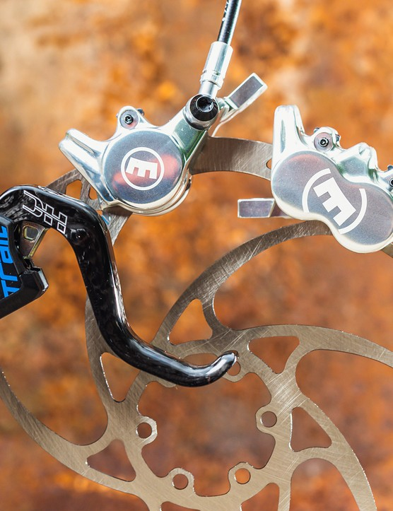 Magura MT Trail SL disc brake for mountain bike