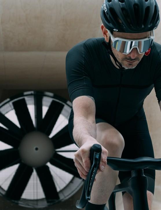 Ribble Ultra SL R wind tunnel testing