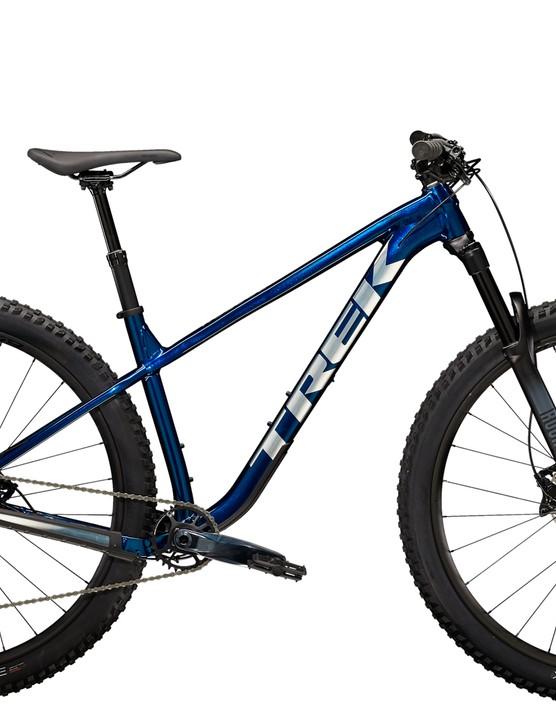 Trek Roscoe 8 hardtail mountain bike