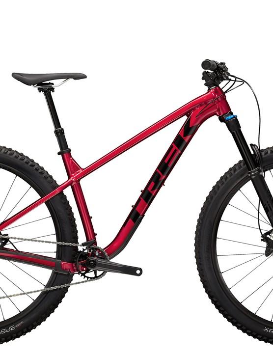 Trek Roscoe 9 hardtail mountain bike