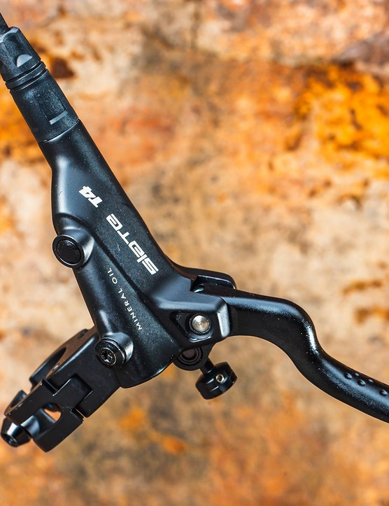 TRP Slate T4 Evo disc brake for mountain bike