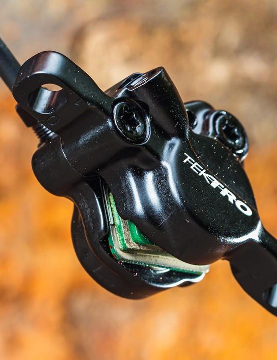 Tektro HD-M285 disc brakes for mountain bike