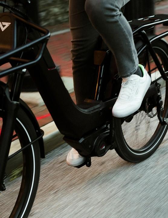 VAAST e1 ebike for commutting