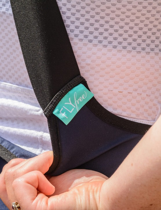 Velocio Women's LUXE Bib Short