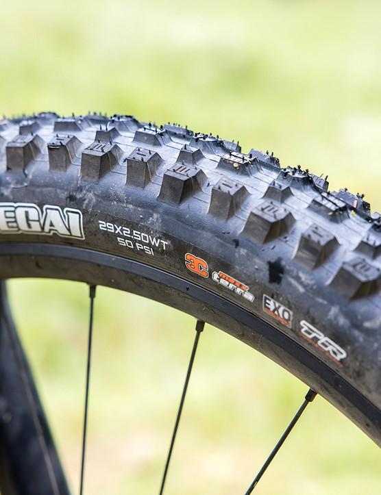 Vitus Escarpe 29 CRS trail mountain bike