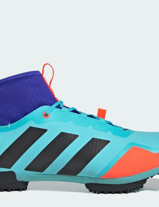 Adidas Gravel Shoe side profile