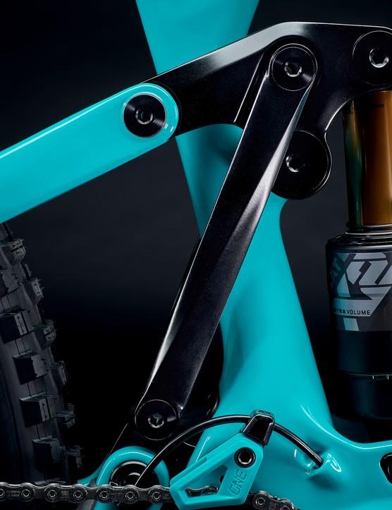 2022 Yeti 160E electric mountain bike