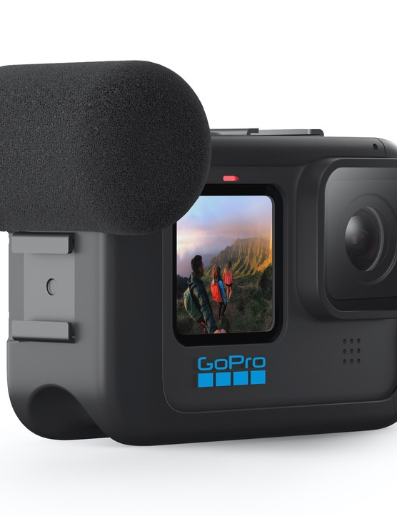 GoPro Hero 10 Black with microphone
