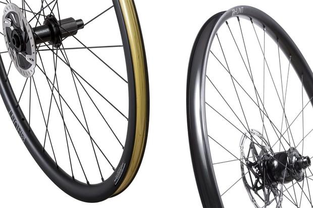Hunt MTB dynamo wheels