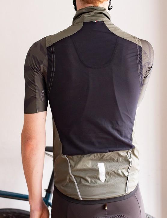 Q36.5 Air Vest 69g Olive Green