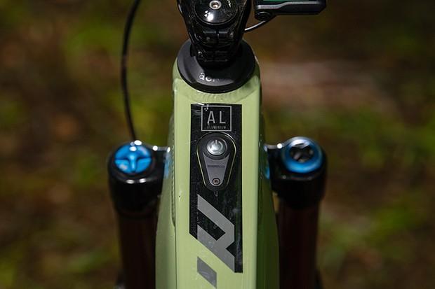 Nukeproof Megawatt 297 Factory Full Suspension Mountain Bike