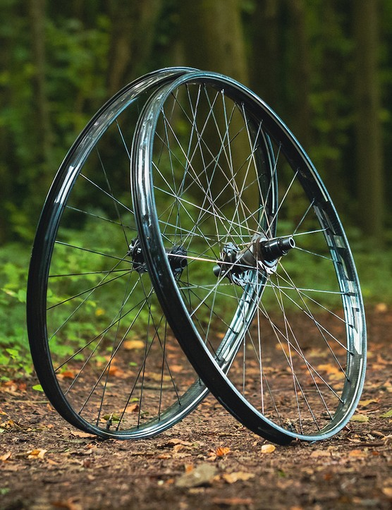 Zipp 3ZERO MOTO mountain bike wheelset