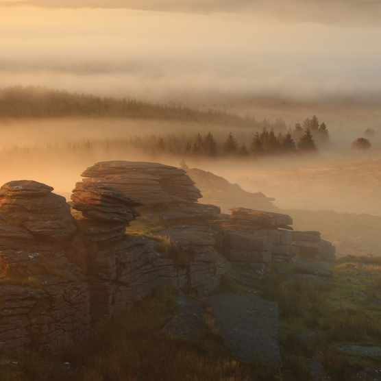 Bellever Tor, Dartmoor, Devon