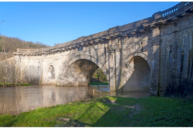 Dundas Aqueduct, Wiltshire