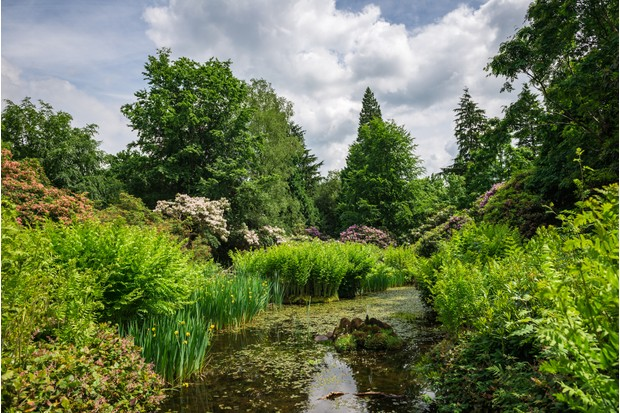 Tatton Park gardens, Cheshire