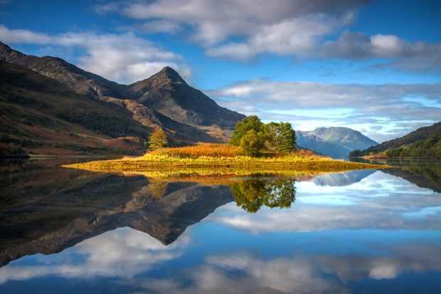 Loch Leven, Scotland