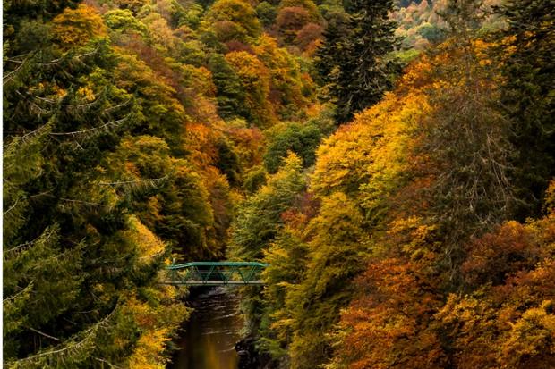 Garry Bridge, Perthshire