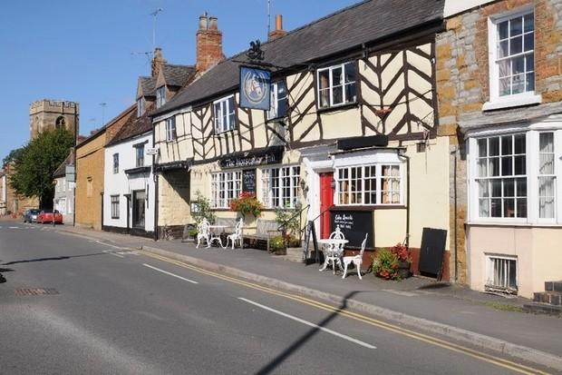 Shipston-on-Stour, Warwickshire