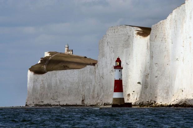Beachy Head lighthouse, East Sussex