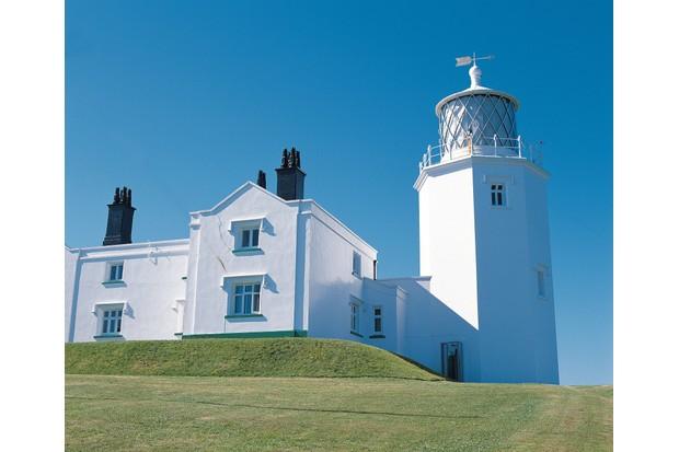 Lizard Point lighthouse, Cornwall