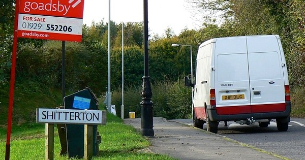 Top 10 rudest place names in Britain