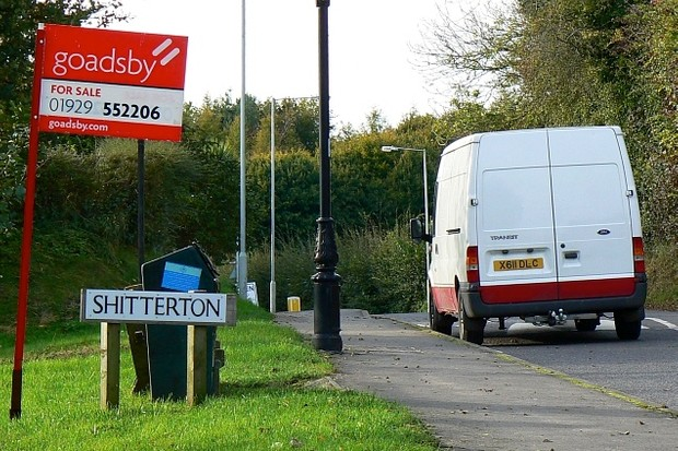 Britain's rudest and funniest place names - Countryfile com