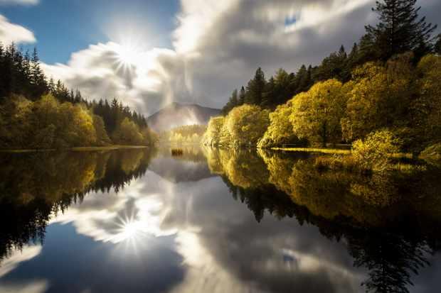 Glencoe Lochan, Scotland