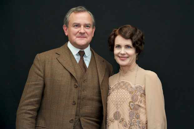 The Crawleys, Downton Abbey