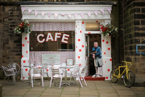 Sid's Cafe from Last of the Summer Wine