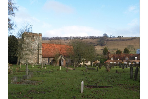 Midsomer murders Church