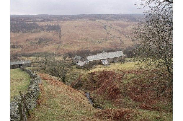 Sleddale Hall, Cumbria, from Withnail and I