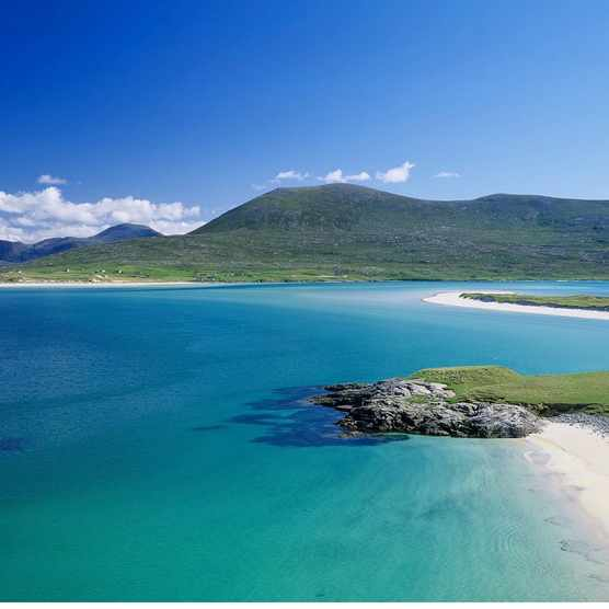 Harris Beach, Scotland