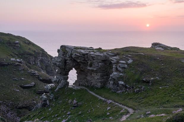 Tintagel Cornwall