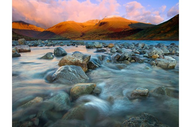 Wasdale and Wast Water Lake District National Park Cumbria England. (Photo by: Avalon/UIG via Getty Images)