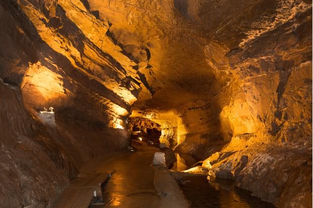 Dan-yr-Ogof, the National Showcaves in Wales