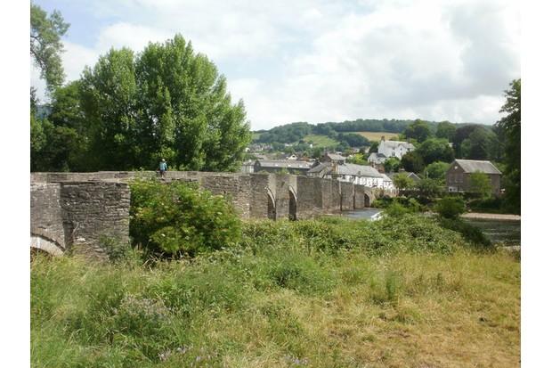 Crickhowell, Wales
