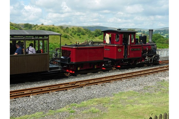 Brecon Mountain Railway, Wales