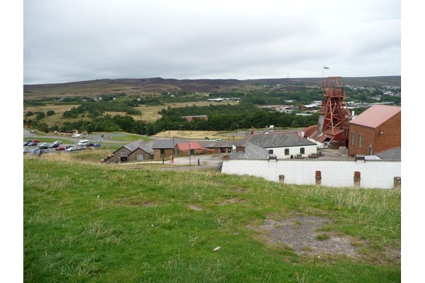 The Big Pit, Wales