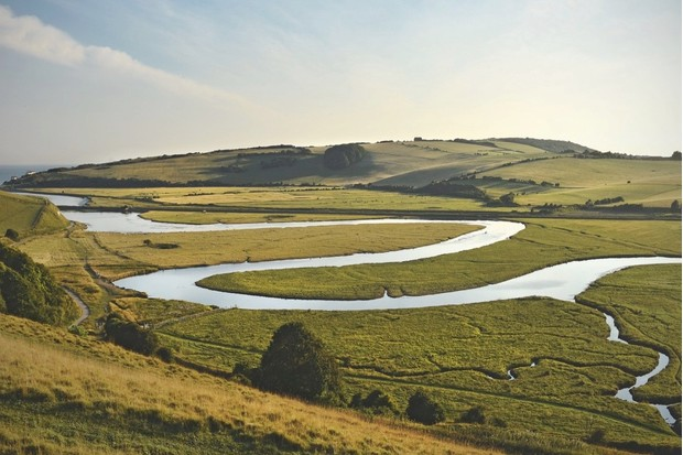 Cuckmere River East Sussex