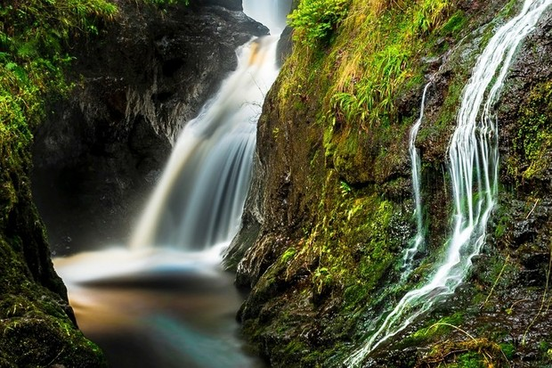 Glenariff Nature Reserve Northern Ireland