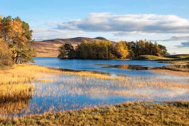 Loch Moraig, Scotland