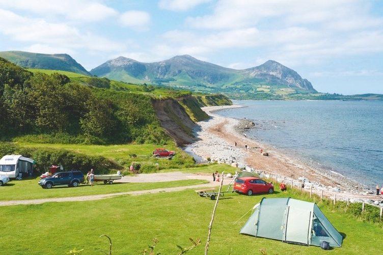 Best beach campsites in the UK