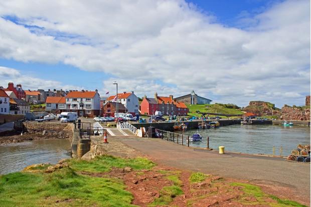 Dunbar, Scotland
