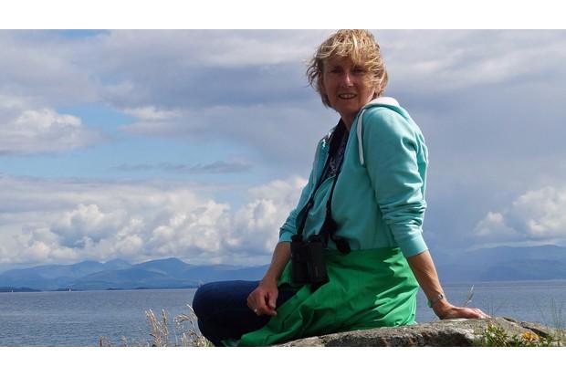 Karen Lloyd, writer and course leader, on the Scottish Coast